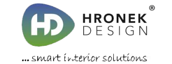 Logo-Hronek Design, s.r.o.